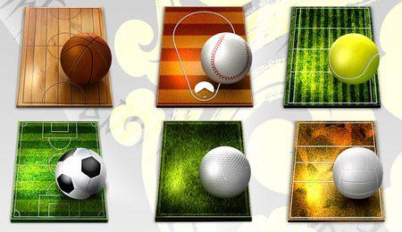 iconos deportivos | love sports icon