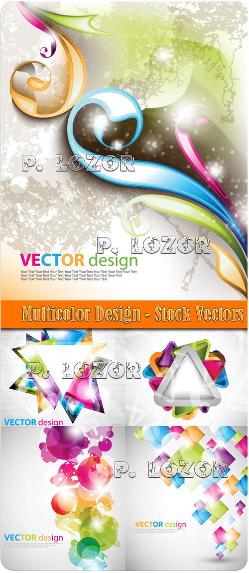 vectores y fondos abstractos