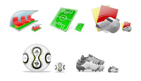 iconos deportivos | soccer icons