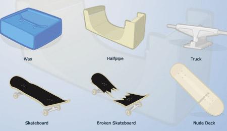 iconos deportivos | skateboard free icon