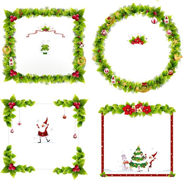 Marcos Para Fotos De Navidad Gratis